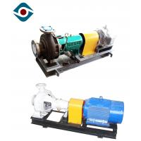 China Horizontal Cantilever Industrial Process Pumps Positive Displacement Pump for High Degree Chemical on sale