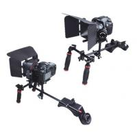 Quality New dslr rig kit with matte box+follow focus+Counterweight wholesale