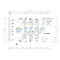 Quality Customized 4D cinema theater design drawing picture , small home theater design plans wholesale