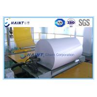 Quality Paper Plant Paper Roll Handling Conveyor , Material Handling Conveyor Systems wholesale