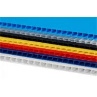 Buy cheap High Impact Corrugated Plastic Sheets Corrugated Plastic Dividers For Transport from wholesalers