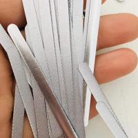 Buy cheap Mental Aluminum Nose Wire Bridge Self Adhesive Flat Aluminum Nose Strip for Face from wholesalers