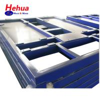 Quality Automatic Machine Structural Sheet Metal Welding Parts Prefabricated Building wholesale