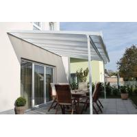 Quality Outdoor patio cover with palarm design ,smoking shelter wholesale