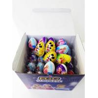 Quality 7g Chocolate Egg Funny And Lovely Kids' Snack Pop Snacks Taste Sweet And Crisp wholesale