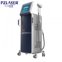 China Skin Tightening 808 Laser Hair Removal Device , Home Laser Hair Reduction Machine on sale