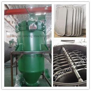 Cheap Highly Efficient Vertical Pressure Leaf Filters Carbon Steel Bleaching Vegetalbe for sale
