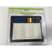 Quality 1100 Points Round Hole Breadboard Solderless For School student Experiment wholesale