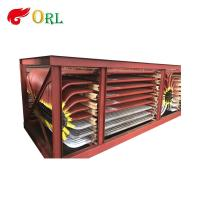 Quality 1 Ton Steam Boiler Water Wall , High Strength Gas Fire Steam Boiler Water Tube wholesale