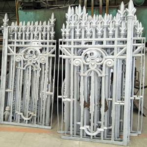 Quality Aluminum Casting Fence, CAST ALUMINUM FENCE, Aluminum Fence Casting, Garden Fence Casting Foundry, Park Fence Casting wholesale