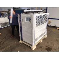 Scroll Compressor Air Cooled Chiller for Extruding Machine 106227579 #5E4D3D