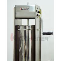 Quality Commercial 3L Sausage Filler Sausage Stuffer , 7LB Dual Speed Meat Maker Machine wholesale