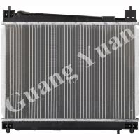 Quality Aluminum Toyota Yaris Radiator OEM 16400 21070 , Toyota Radiator Replacement DPI 2304 wholesale