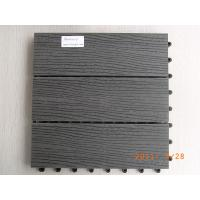 Cheap WPC decking tiles for sale