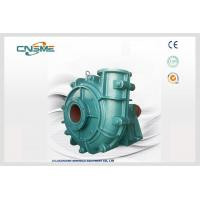 Quality Industrial Metal Heavy Duty Slurry Pump SH / 200ST Centrifugal Type wholesale