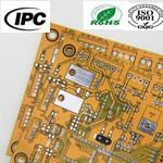 China Fr4 Pcb Material Data Sheet And Printed Circuit Board Assembly Multi Color on sale