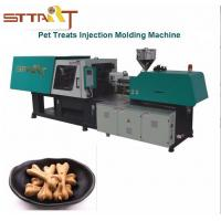 China SS Material Dog Food Automatic Injection Moulding Machine Highly Performance on sale