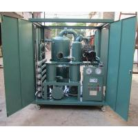 Buy cheap Insulating Oil Regeneration System Oil Recycling System Oil Filter Machine from wholesalers