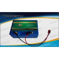 China Ultra Thin Electric Golf Trolley Battery 12V 12.8V 16Ah High Energy Density on sale
