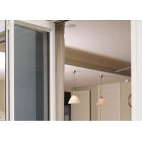 Quality Double Tempered Insulated Glass Window Non Thermal Break Aluminum Alloy Frame wholesale