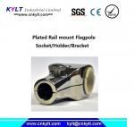 Quality Aluminum Die Casting Boat Flag Bracket/Holder wholesale