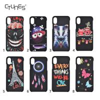 Quality iphone8 Hard PC Case Creative Print Pattern Protective Case Drop Proof Cover Hard PC Case for Apple iPhone 8 wholesale