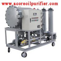 Buy cheap Diesel Fuel Oil Filtration Machine,Coalescing Separation System from wholesalers