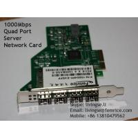 Quality IEEE802.3 Network Standard 1000Mbps Ethernet fiber optical network adapter wholesale