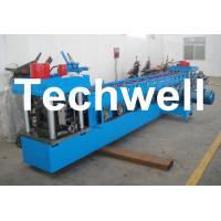 Quality U Channel Roll Forming Machine for Making U Purlin Profile with Pre-cutting & Pre-punching wholesale