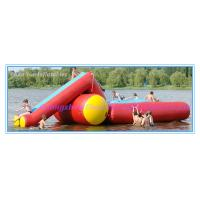 Quality Hot Sale Inflatable Water Sports Equipment with Slide (CY-M2083) wholesale