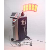 Quality PDT LED Light Therapy Machine with BIO Bipoalr Hexpolar Microcurrent Oxygen Jetpeel wholesale