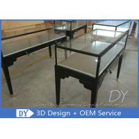 Quality Modern Jewelry Display Counter With Locks Pre - Assembly 1200X550X950MM wholesale