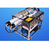 Quality Ro Seawater Desalination Plant , Mobile Desalination Plant 10000 LPD Capacity wholesale