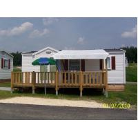 Quality Prefab Mobile Homes Prefabricated House White Modular Small Vacation House wholesale