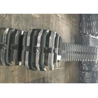 Quality Combine Harvester Rubber Track / Durable Custom Rubber Tracks For Agricultural Machinery wholesale