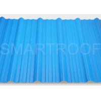 China Wear Resistant Color Lasting ASA Plastic Sheet , Commercial Roofing Sheets on sale
