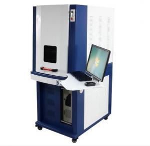 Quality 300*300mm fiber laser marking machine 1 MJ less than 600W AC220V/50HZ wholesale