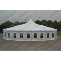 Quality Customized Mixed High Peak Multi-side Tent For Wedding Party wholesale