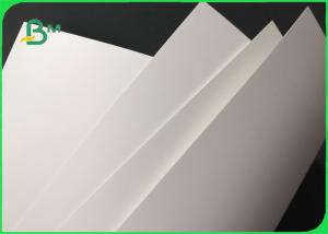 China 350um 400um Glossy PP Synthetic Paper For Inkjet Or Laser Printers Waterproof on sale