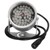 Quality 300 ft IR Night Vision CCTV IR / Infrared Illuminator , 40 Degree Light Angle wholesale