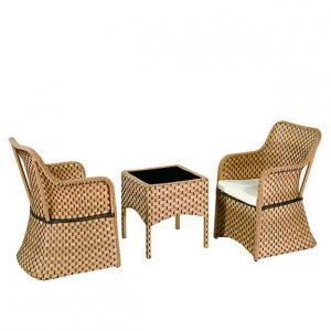 Quality Elegant Width 440mm Height 420mm Rattan Wicker Coffee Table Indoor wholesale