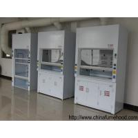 """Quality Air Clean PP Fume Hood , 1200/1500/1800mm Acid Digestion Hood With 6"""" Vent wholesale"""