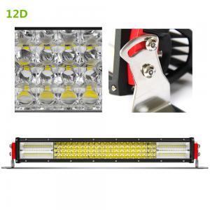 Quality 22 / 32 Inch Led Light Bar Led Roadway Lighting Die Cast Aluminum Housing wholesale
