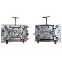 China 4 Cavity NAK80 Syventive Hot Runner Mould For Automotive Parts on sale