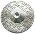 Quality High Precision Diamond Cutting Blade , No Chipping Diamond Marble Cutting Blade wholesale
