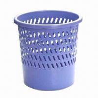 Quality Trash Can, Made of PP, Available in Various Sizes and Colors, BPA-free, FDA-/EN 71-certified wholesale