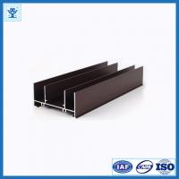 China Powder Coating Aluminum Extrusion Profiles for Windows on sale