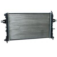 Quality 3.68 Kg Car Engine Cooling Radiator , 63689A PEUGEOT 307 Radiator OE 1330G8 wholesale