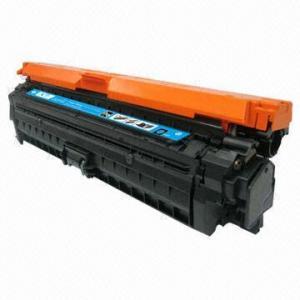 Quality CE271A Compatible Color Toner Cartridge for HP Color LaserJet CP5525n/5525dn/5525xh/CP5525n wholesale
