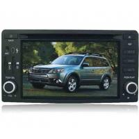 Quality Subaru Forester Car Dvd Gps Navigation System With Bluetooth 20 Channels wholesale